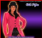 FANCY DRESS COSTUME * LADY RINGMASTER PINK / CIRCUS 22